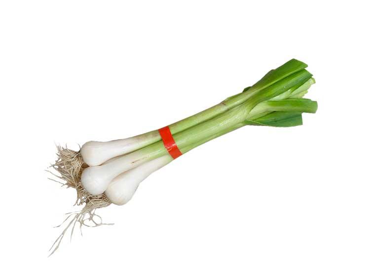 faites vous livrer un panier de légumes avec des aillets
