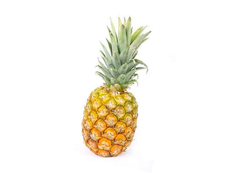 Un ananas dans votre panier de fruits à Agen