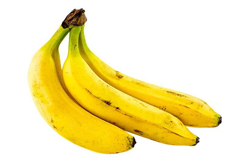 Des bananes et votre panier de fruits chez vous