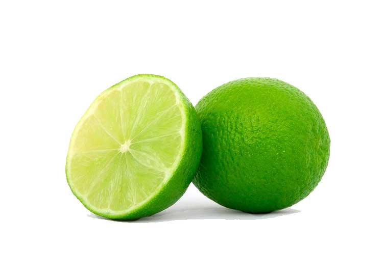 Des citrons verts en livraison express