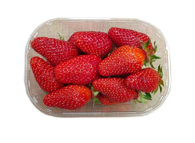 Des fraises gariguette en livraison express a Agen