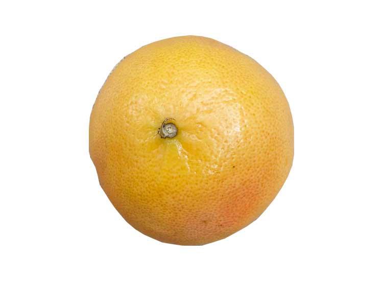 Commander un pamplemousse dans votre panier de fruits