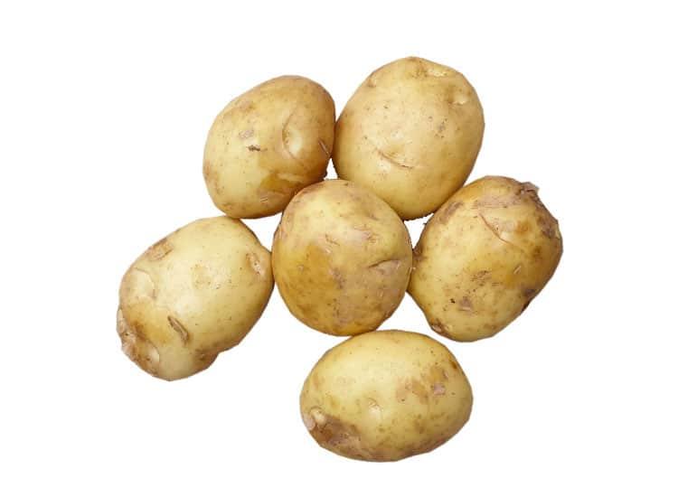 Des pommes de terre noirmoutier dans votre commande pour demain