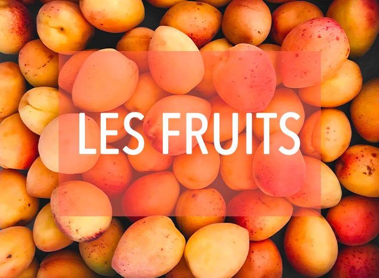 commander des fruits à Agen
