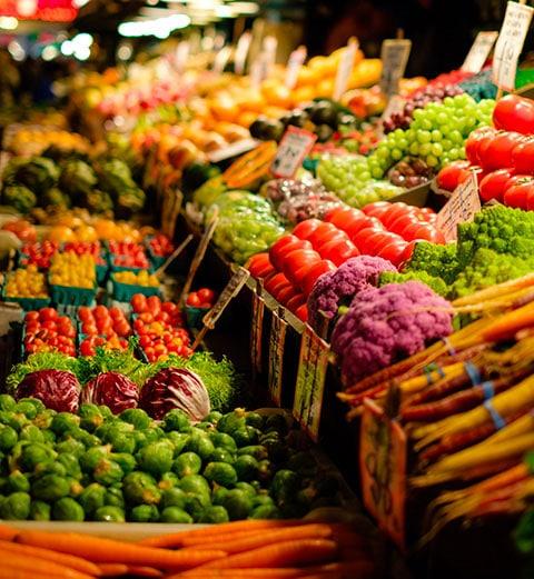 Livraison de paniers de légumes dans l'aggloméraiton agenaise