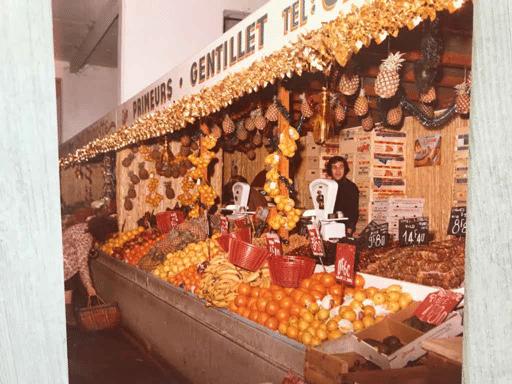 Chez Minotte, le premier stand en 1970
